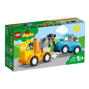 LEGO Duplo - Mój pierwszy holownik 10883