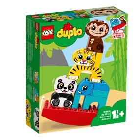 LEGO Duplo - Moje pierwsze zwierzątka na równoważni 10884
