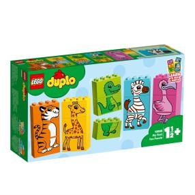 LEGO Duplo - Moja pierwsza układanka 10885