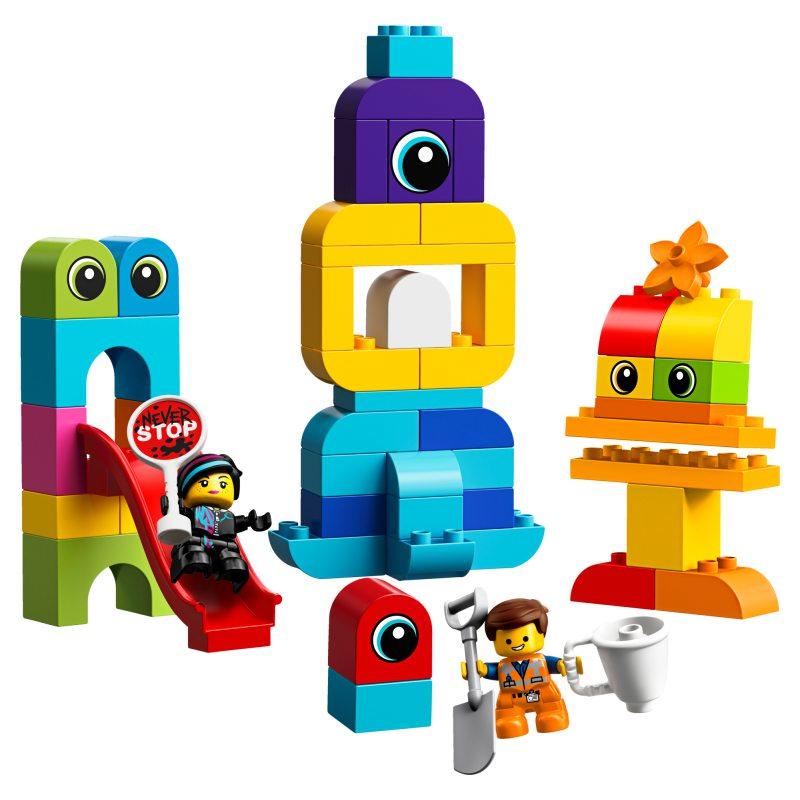 Lego Duplo Goście Z Planety Duplo U Emmeta I Lucy 10895