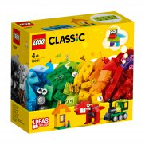 LEGO Classic - Klocki + pomysły 11001