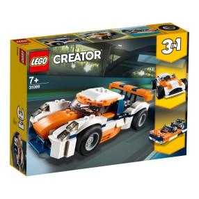 LEGO Creator - Słoneczna wyścigówka 3w1 31089