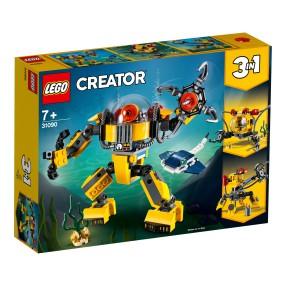 LEGO Creator - Podwodny robot 3w1 31090