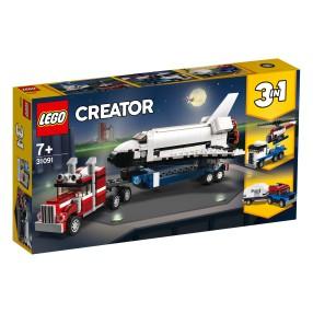 LEGO Creator - Transporter promu 3w1 31091