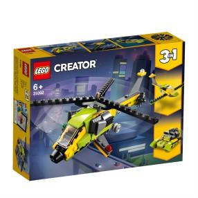LEGO Creator - Przygoda z helikopterem 3w1 31092