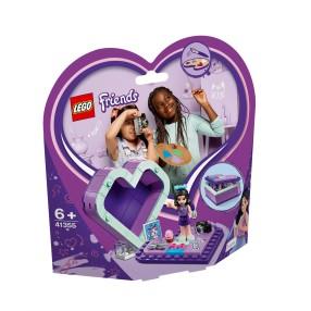 LEGO Friends - Pudełko w kształcie serca Emmy 41355