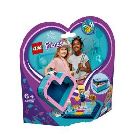 LEGO Friends - Pudełko w kształcie serca Stephanie 41356