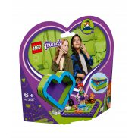 LEGO Friends - Pudełko w kształcie serca Mii 41358