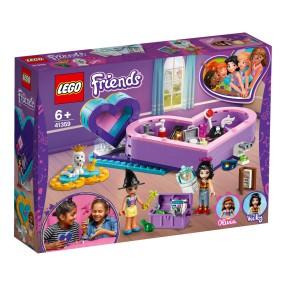 LEGO Friends - Pudełko w kształcie serca - zestaw przyjaźni 41359