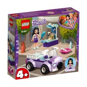 LEGO Friends - Mobilna klinika weterynaryjna Emmy 41360