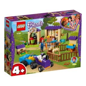 LEGO Friends - Stajnia ze źrebakami Mii 41361