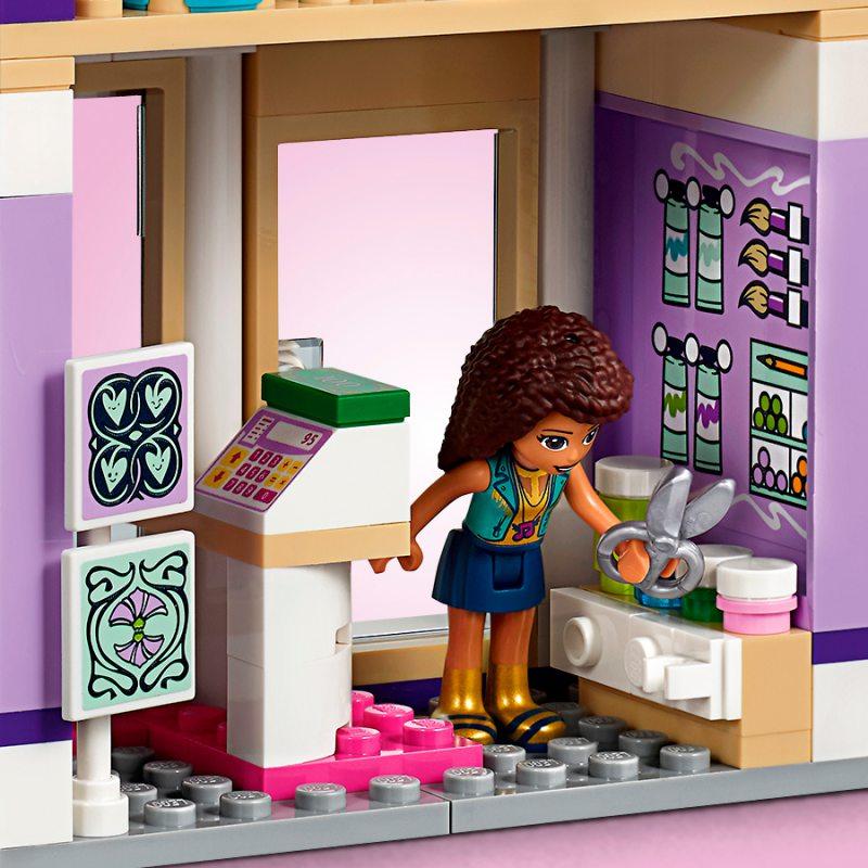 Lego Friends Atelier Emmy 41365