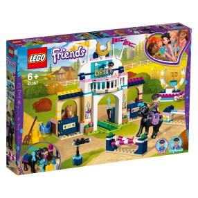 LEGO Friends - Skoki przez przeszkody Stephanie 41367