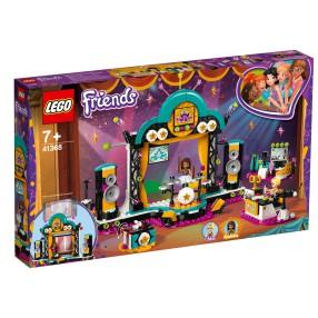 LEGO Friends - Konkurs talentów Andrei 41368