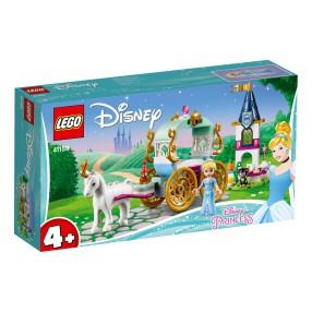 LEGO Disney Princess - Przejażdżka karetą Kopciuszka 41159