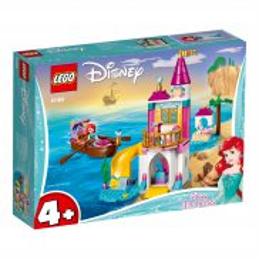 LEGO Disney Princess - Nadmorski zamek Arielki 41160