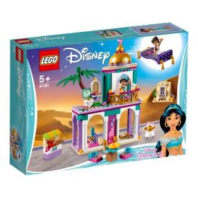 LEGO Disney Princess - Pałacowe przygody Aladyna i Dżasminy 41161