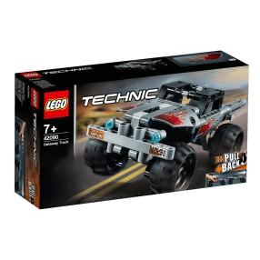 LEGO Technic - Monster truck złoczyńców 42090