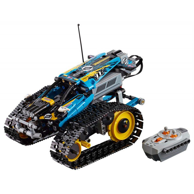 Lego Technic Sterowana Wyścigówka Kaskaderska 2w1 42095