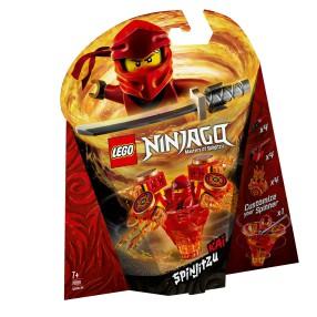 LEGO Ninjago - Spinjitzu Kai 70659