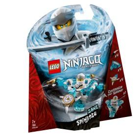 LEGO Ninjago - Spinjitzu Zane 70661