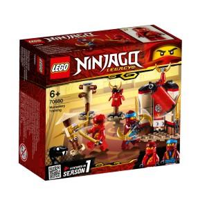 LEGO Ninjago - Szkolenie w klasztorze 70680