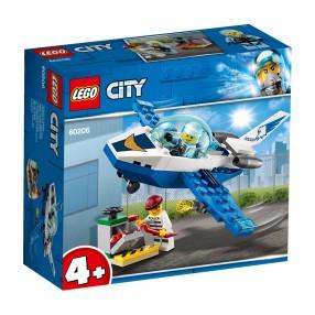 LEGO City - Policyjny patrol powietrzny 60206