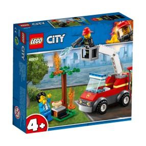 LEGO City - Płonący grill 60212