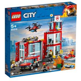LEGO City - Remiza strażacka 60215