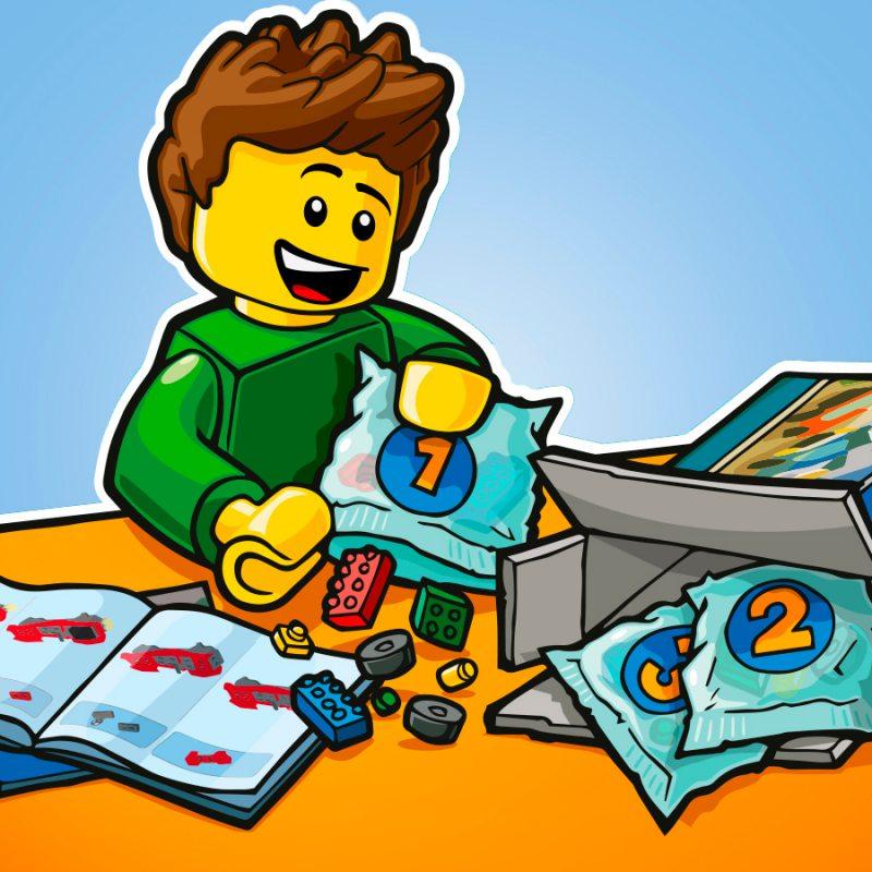 Lego City Remiza Strażacka 60215