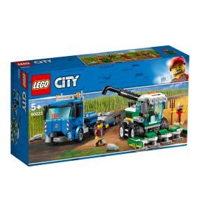 LEGO City - Transporter kombajnu 60223