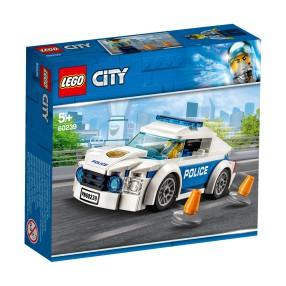 LEGO City - Samochód policyjny 60239