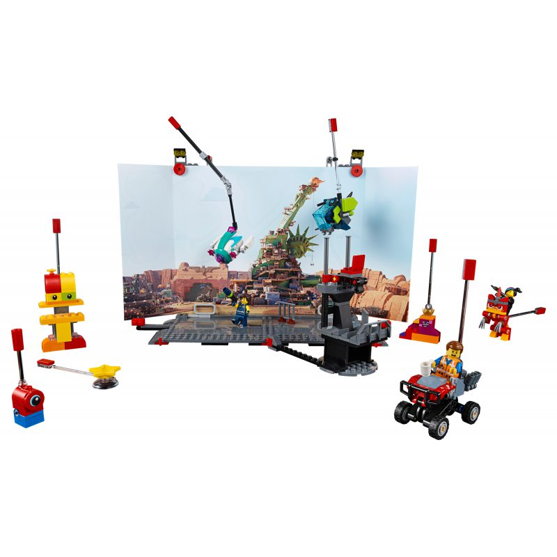 Lego Movie Lego Movie Maker 70820