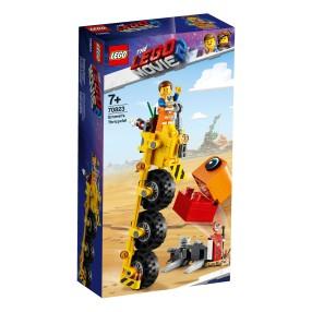 LEGO Movie - Trójkołowiec Emmeta 70823