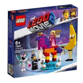 LEGO Movie - Królowa Wisimi I'powiewa 70824