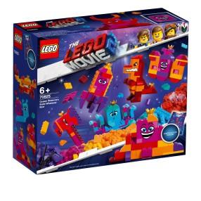 LEGO Movie - Pudełko konstruktora Królowej Wisimi! 70825