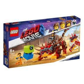 LEGO Movie - UltraKocia i Lucy Wojowniczka 70827