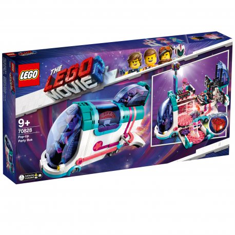 LEGO Movie - Autobus imprezowy 70828