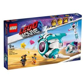 LEGO Movie - Gwiezdny statek Słodkiej Zadymy 70830
