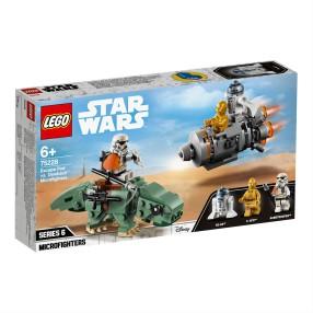LEGO Star Wars - Kapsuła ratunkowa kontra Dewback 75228