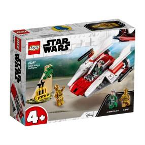 LEGO Star Wars - Rebeliancki myśliwiec A-Wing 75247
