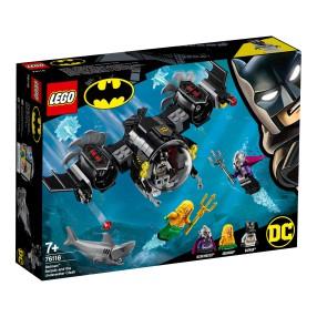 LEGO Super Heroes - Łódź podwodna Batmana 76116