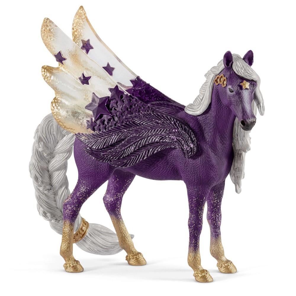 Schleich Świat Elfów Bayala - Gwiezdny Pegaz - Koń Klacz 70579