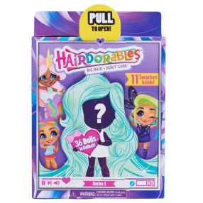 Hairdorables - Zestaw kreatywny z laleczką 23600