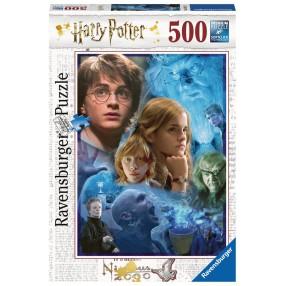 Ravensburger - Puzzle Harry Potter w Hogwarcie 500 elem. 148219