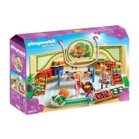 Playmobil - Sklep ze zdrową żywnością 9403