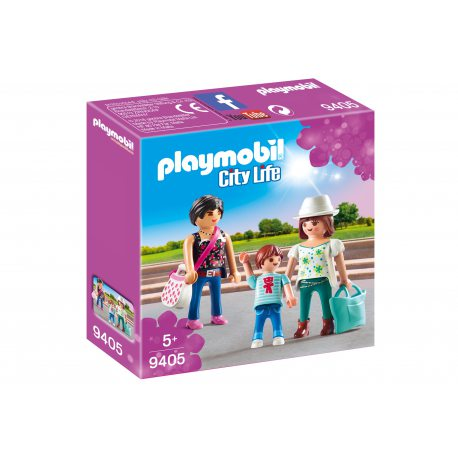 Playmobil - Shopping Girls 9405
