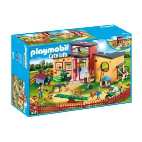 """Playmobil - Hotel dla zwierząt """"Łapka"""" 9275"""