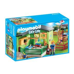 Playmobil - Pensjonat dla kotów 9276