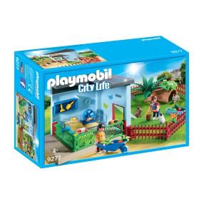 Playmobil - Pensjonat dla małych zwierząt 9277